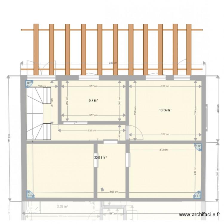 plan maison etage 140 m2 ventana blog. Black Bedroom Furniture Sets. Home Design Ideas