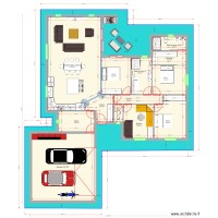 Plan Perso II 136 m2 bis