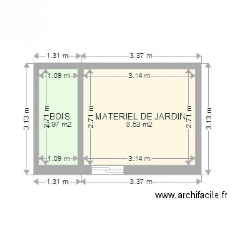 D co abri jardin grande taille 22 montreuil montreuil abri - Abri jardin monopente montreuil ...
