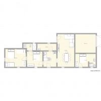 projet maison gard meubl - Plan Dune Maison Marocaine