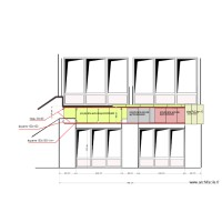 isolation façade ensemble