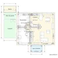 plan maison Berthen