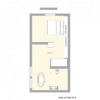 plan combles - Dessiner Sa Maison En 3d Gratuit En Ligne