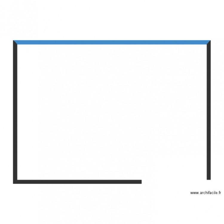 Plan de maison plan de 0 pi ce et 0 m2 - Plan de maison 2 pieces ...