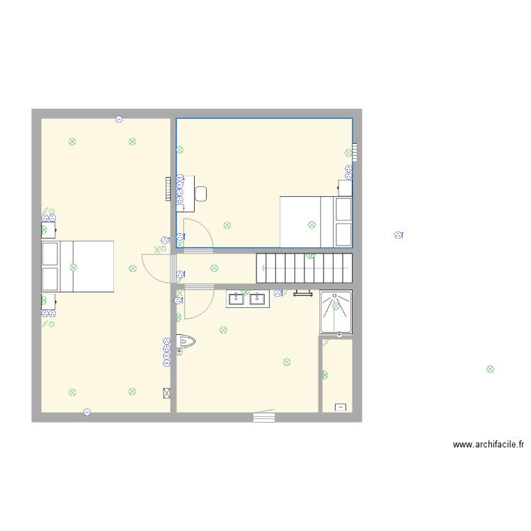Ma maison lec plan 14 pi ces 192 m2 dessin par youky24 for Dessine ma maison gratuitement