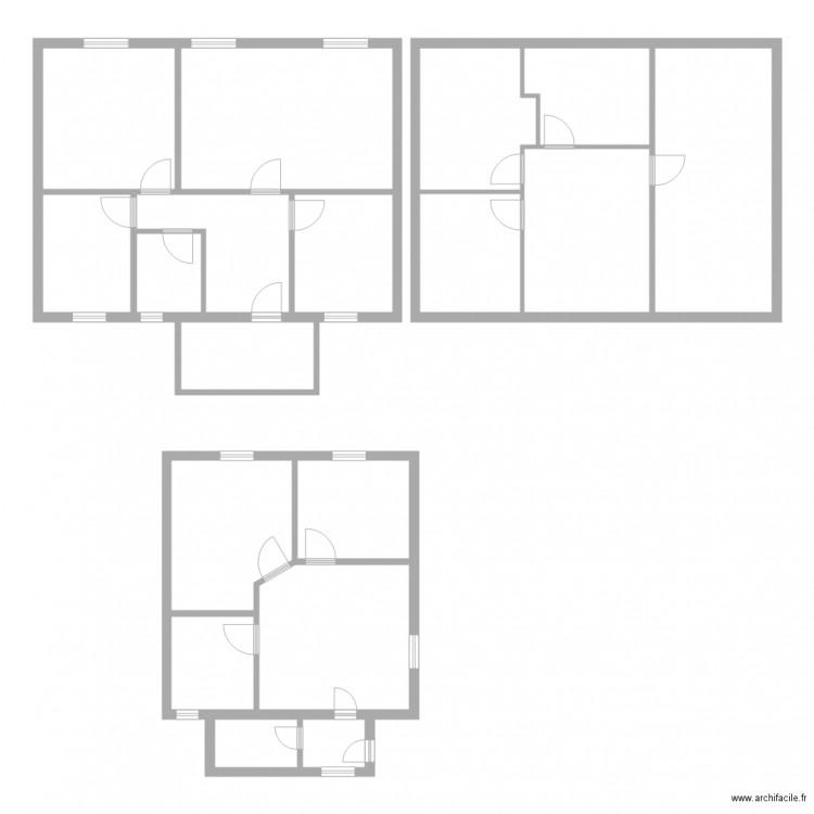 kulaber strasbourg plan 18 pi ces 178 m2 dessin par lcd 67. Black Bedroom Furniture Sets. Home Design Ideas