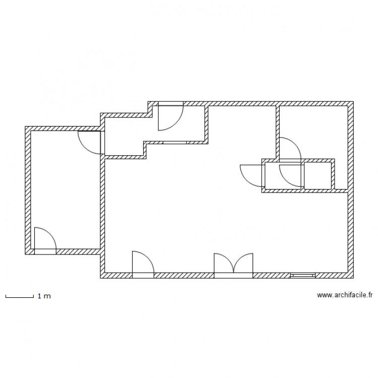 Meyer lingolsheim plan 6 pi ces 61 m2 dessin par lcd 67 for Location garage lingolsheim