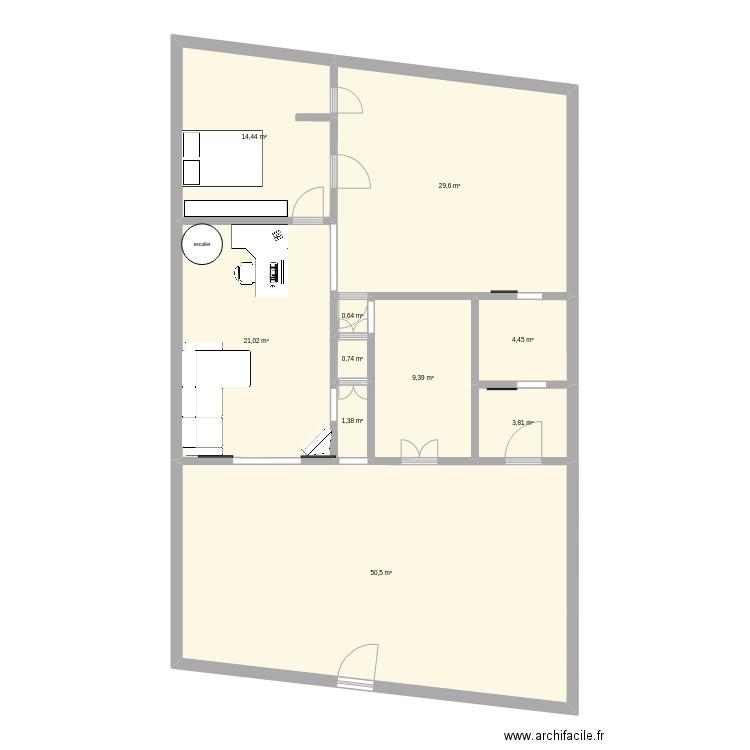 Ma maison plan 12 pi ces 135 m2 dessin par mixue for Dessine ma maison gratuitement