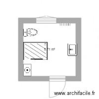 salle de bain - Plan D Une Salle De Bain