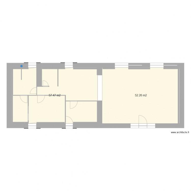 plan de maison a imprimer