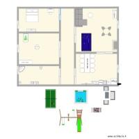 Delightful Plan De Maison Et Plan Du0027appartement GRATUIT   Logiciel ArchiFacile