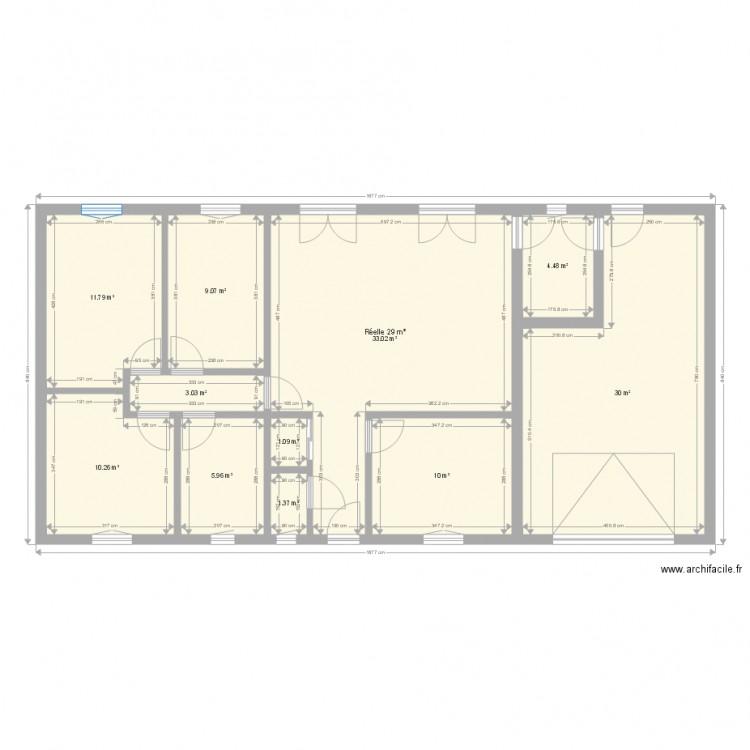 Telecharger Plan Maison 120m2 Plain Pied 4
