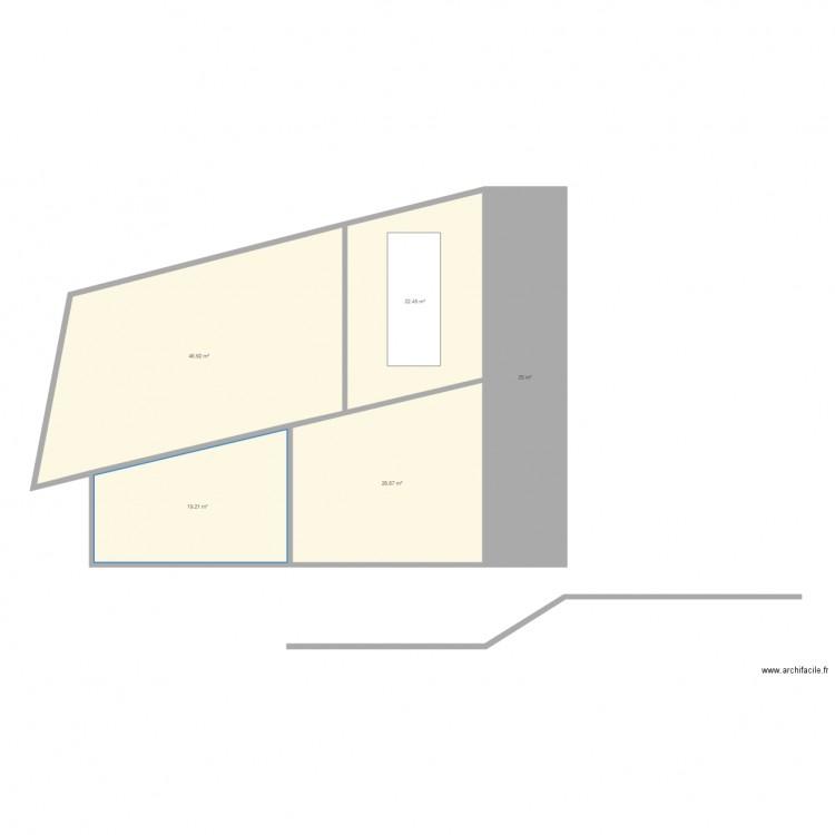 Terrasse 1er plan 5 pi ces 140 m2 dessin par luc68700 - Consommation electrique moyenne maison 140 m2 ...