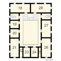 IUE first floor plan