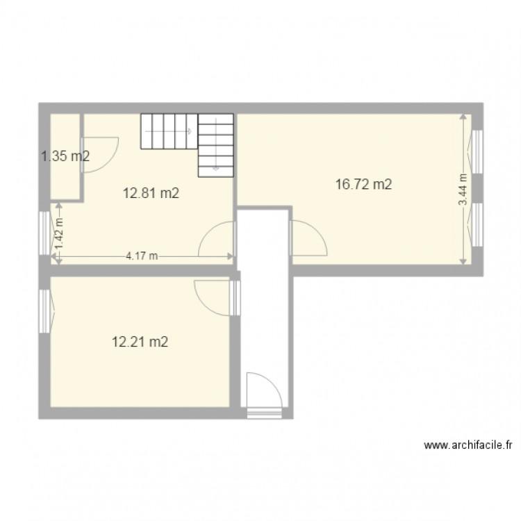 Foyer Et Plan Focal : Foyer la maison plan pièces m dessiné par