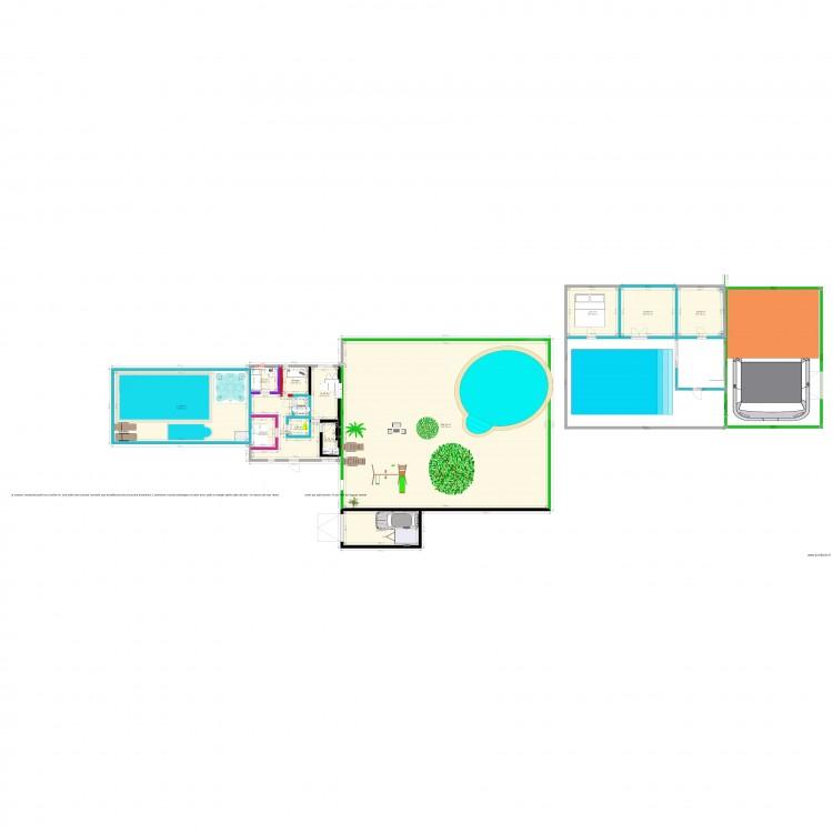 Ma maison futur plan 15 pi ces 457 m2 dessin par for Dessine ma maison gratuitement