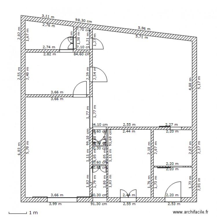 Ma maison plan 11 pi ces dessin par mixue for Dessine ma maison gratuitement