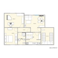 Plan appartement Serego Verona