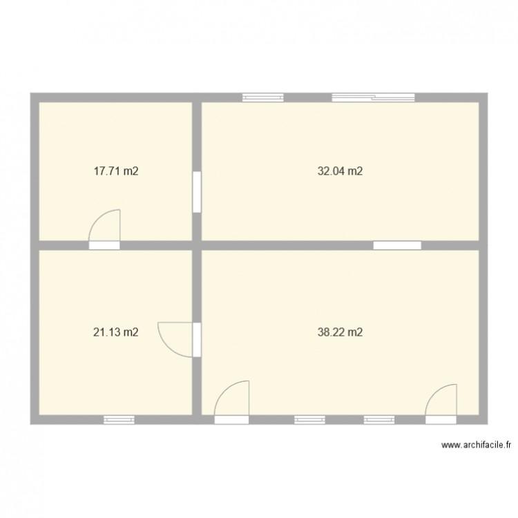 Extention Permis De Construire Veranda Mai 2015 Plan 4 Pieces 109 M2 Dessine Par Herve Z Nobel