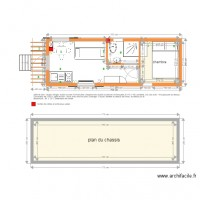 plan ADP en 7 m 5 couchages clic clac