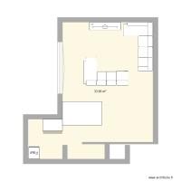 plan appartement 36m2