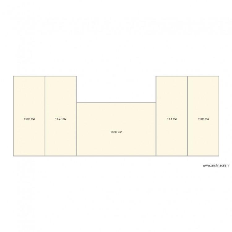 Maison container plan 5 pi ces 80 m2 dessin par moehau - Forum maison container ...