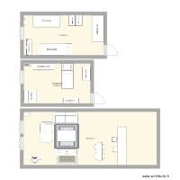 Plan appartement Toulon