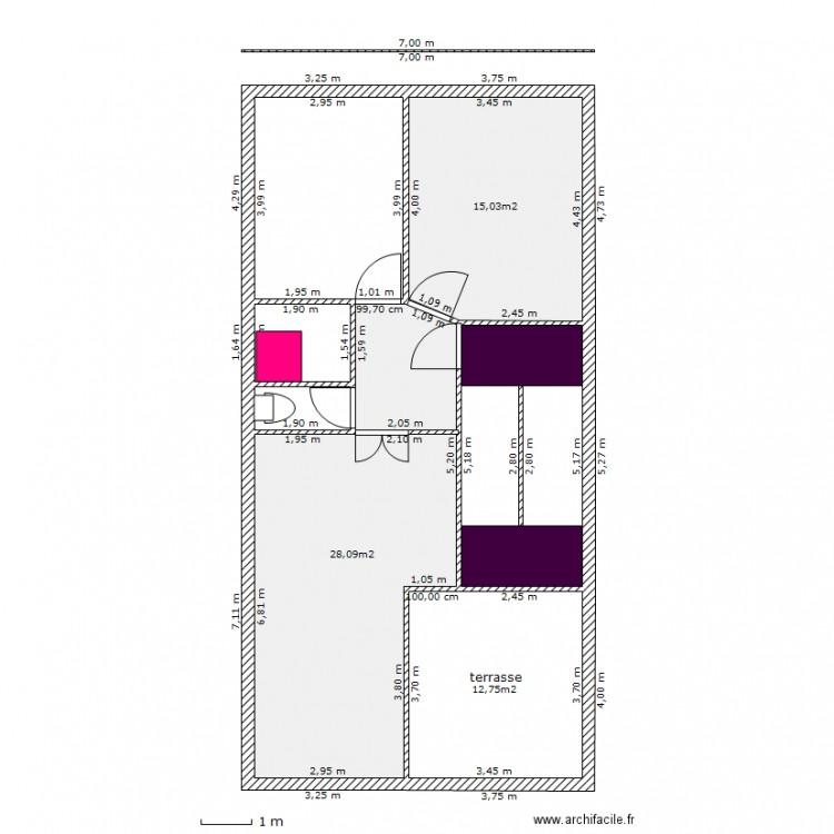 Dessiner Plans Maison. Finest Dessiner Un Schma De Plan De Maison
