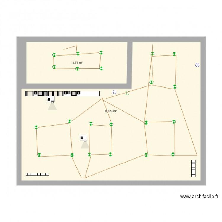 Lacanau Plan 2 Pi Ces 81 M2 Dessin Par Lacanau Maison