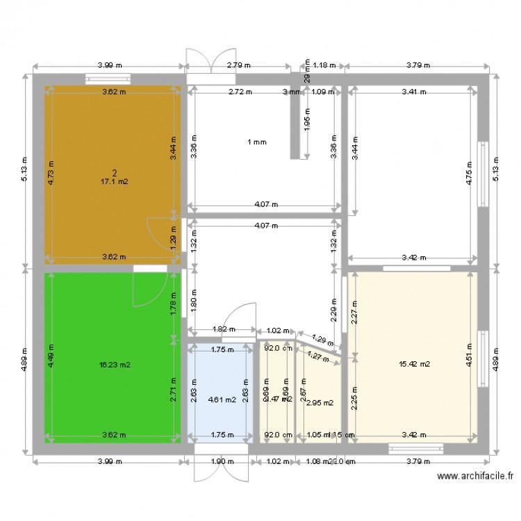 Plan Maison Algerien  Avie Home