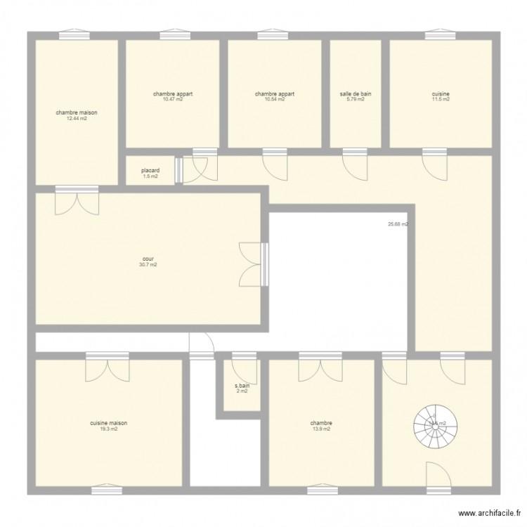 Plan maison algerie ventana blog for Dessine mes plans de maison