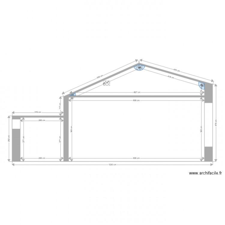 Plan Coupe Maison: Plan 3 Pièces 49 M2 Dessiné Par