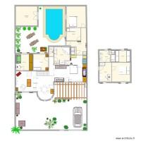 plan de piscine gratuit archifacile. Black Bedroom Furniture Sets. Home Design Ideas