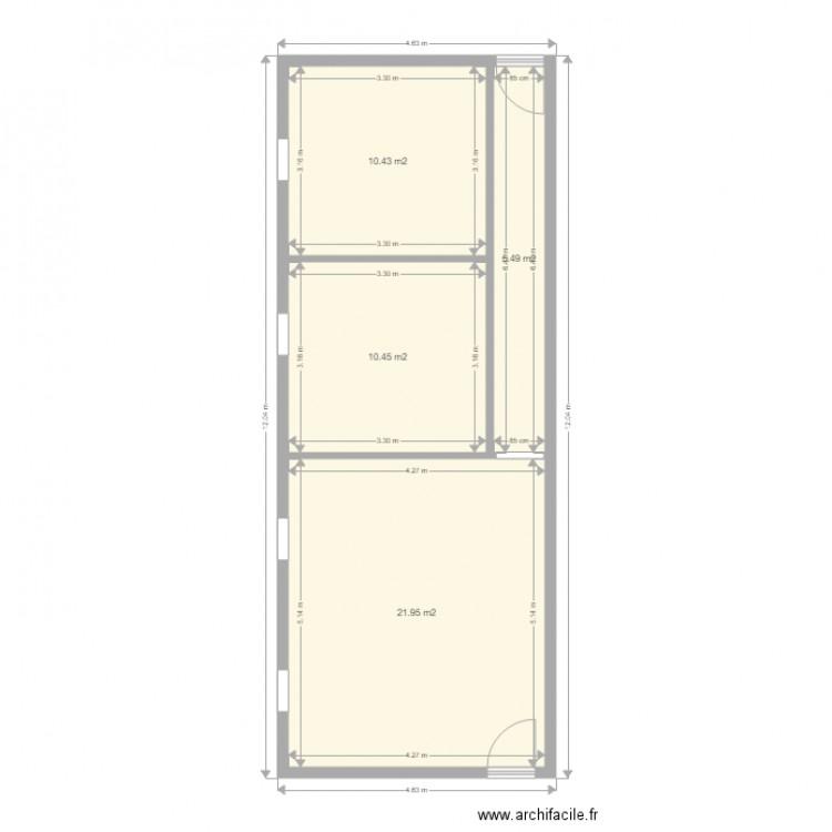 Dibal plan 10 pi ces 140 m2 dessin par labordejulien - Consommation electrique moyenne maison 140 m2 ...