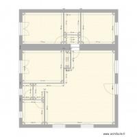 Plan maison et appartement de 50 100 m2 - Plan 2d facile ...