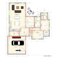 Plan Perso II 130 m2 Bis