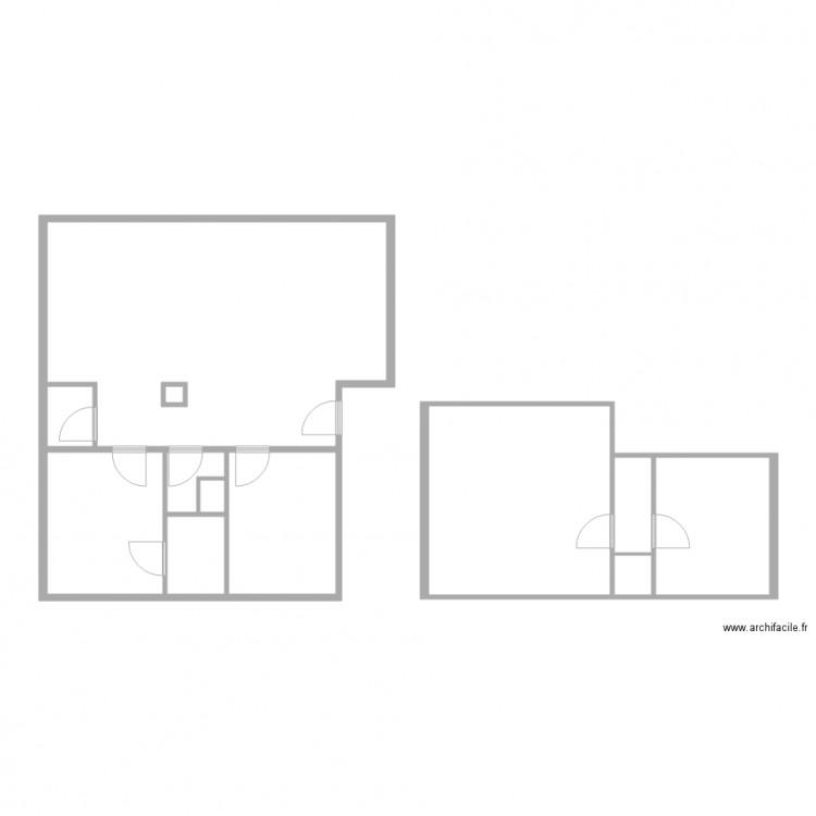 drillien strasbourg plan 11 pi ces 55 m2 dessin par lcd 67. Black Bedroom Furniture Sets. Home Design Ideas