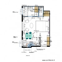 Plan projet 2 appartement MOLINARO