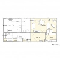 plan appartement 8 pieces