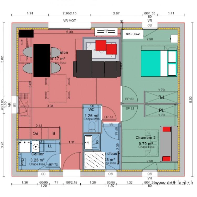 Maison plan dessin par emilie8583 - Dessiner plan maison en ligne ...