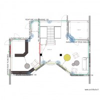 calcul des surfaces peindre avec archifacile. Black Bedroom Furniture Sets. Home Design Ideas