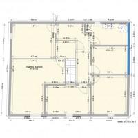 Maison simpson plan 5 pi ces 242 m2 dessin par nana49 for Exemple maison sweet home 3d