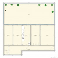 plan appartement Marakech