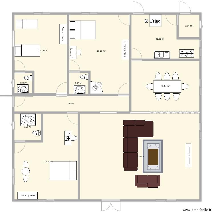 Plan Maison Mikit Maison Mikit Plan Maison