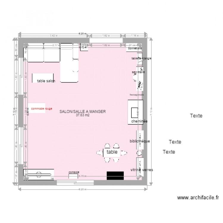 Plan nouvelle disposition de notre salon plan 1 pi ce 38 for Nouvelles dispositions de maison