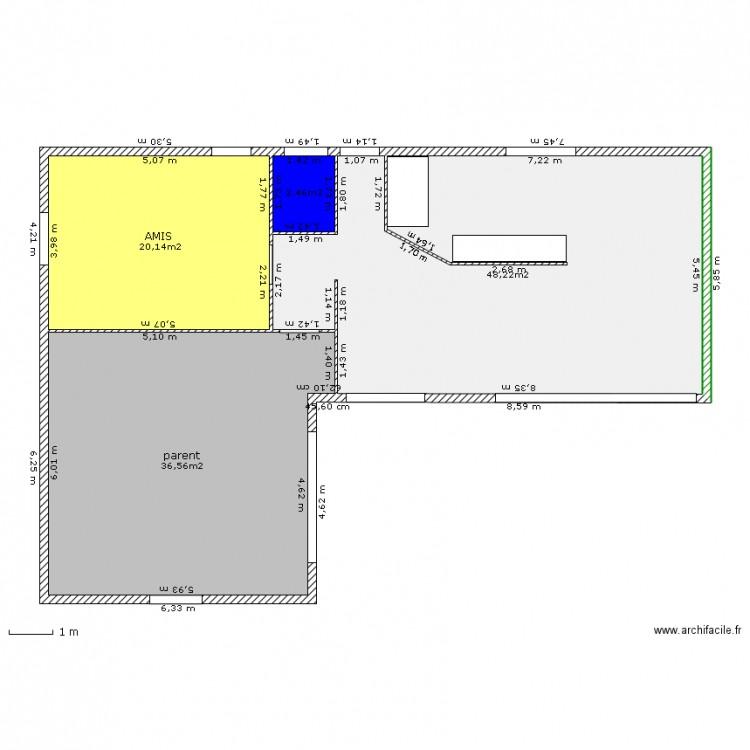 maison resort samui 2 chambre avec jacuzzi plan 4 pi ces. Black Bedroom Furniture Sets. Home Design Ideas