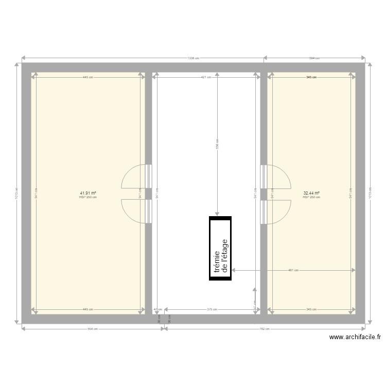 etage toiture pour euromac2 plan 5 pi ces 300 m2 dessin. Black Bedroom Furniture Sets. Home Design Ideas