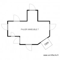 PALIER IMMEUBLE 7 CHEVILLY