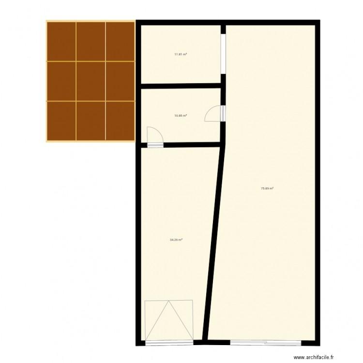 Loft allee du redon anglet original plan 4 pi ces 133 m2 for Garage du redon