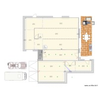 PLAN MAISON CONTAINER ISOLATION ELEC